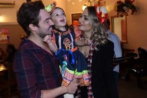 Fernando Zor comemora aniversário da filha Alice ao lado da família e amigos famosos!