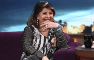 Roberta Miranda chora ao falar do Sertanejo feminino