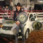 Campeã nacional faturou um automóvel 'zero km', ainda foram distribuídos mais de 100 mil reais entre as finalistas.