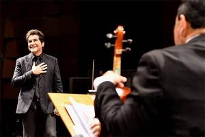 Daniel retorna a Cuiabá para tocar mais uma vez com a Orquestra da UFMT