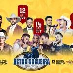 A organização da 1ª edição do Artur Nogueira Rodeo Festival 2017 divulgou, no início do mês de agosto, todos os ...