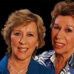 Neste sábado não perca, As Galvão em São Caetano! Comemorando os 70 anos de carreira, as irmãsMary e Marilene, conhecidas ...