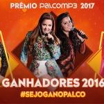 Premiação destaca artistas e músicas que fizeram sucesso em 2017