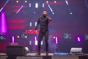 """Durante a live """"Barretos Pra Sempre"""" o cantor Gusttavo Lima foi novamente convidado a ser o Embaixador do Rodeio de Barretos em 2021."""